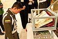 Exposición de la Reliquia del papa Juan Pablo II (6766970341).jpg