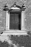 exterieur ingang westgevel - raamsdonk - 20304348 - rce
