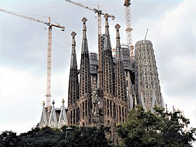 Image illustrative de l'article Sagrada Família