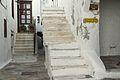 External staircase, street Sanoudis, detour, Naxos Town, 110229.jpg