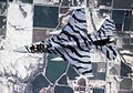 F-16C Tiger-striped Colorado ANG from above 2002.jpg