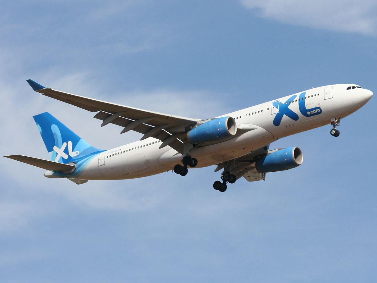 Xl airways france destinations wikipedia for Airbus a330 xl airways interieur