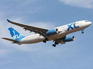 XL Airways France - XL Airways France Airbus A330-200