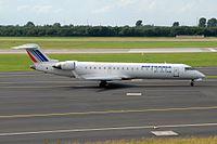 F-GRZK - CRJ7 - Air France