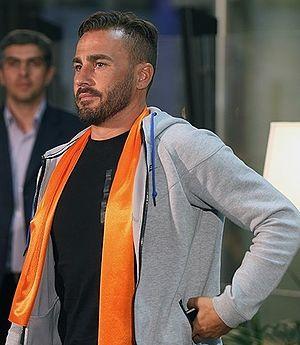 Fabio Cannavaro - Cannavaro in 2015