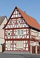 Fachwerkhaus - Mörfelden - Mörfelden-Walldorf - 01.jpg