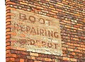 Faded wall advertising, Belfast - geograph.org.uk - 1376783.jpg
