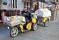 Fahrradlieferdienst der Schweizerischen Post, Brig.jpg