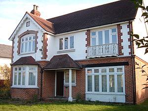 RAF West Ruislip - Fairlight House, built in 1914