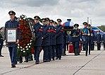 Farewell to the body of Alexander Prohorenko on Chkalovsky airfield 05.jpg