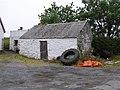 Farm Building at Garvanagh - geograph.org.uk - 884344.jpg