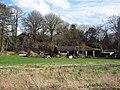 Farm Buildings at Badgers, Bunny Lane - geograph.org.uk - 355774.jpg