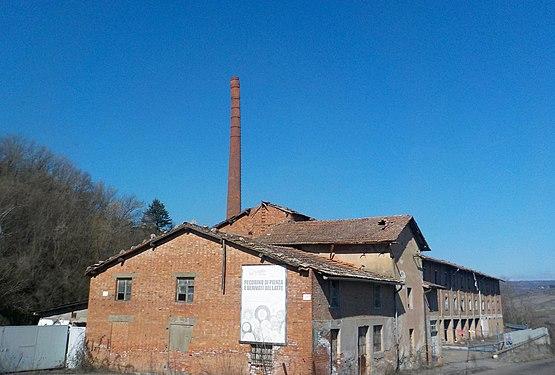 Farm for the production of 'Pecorino' cheese.jpg