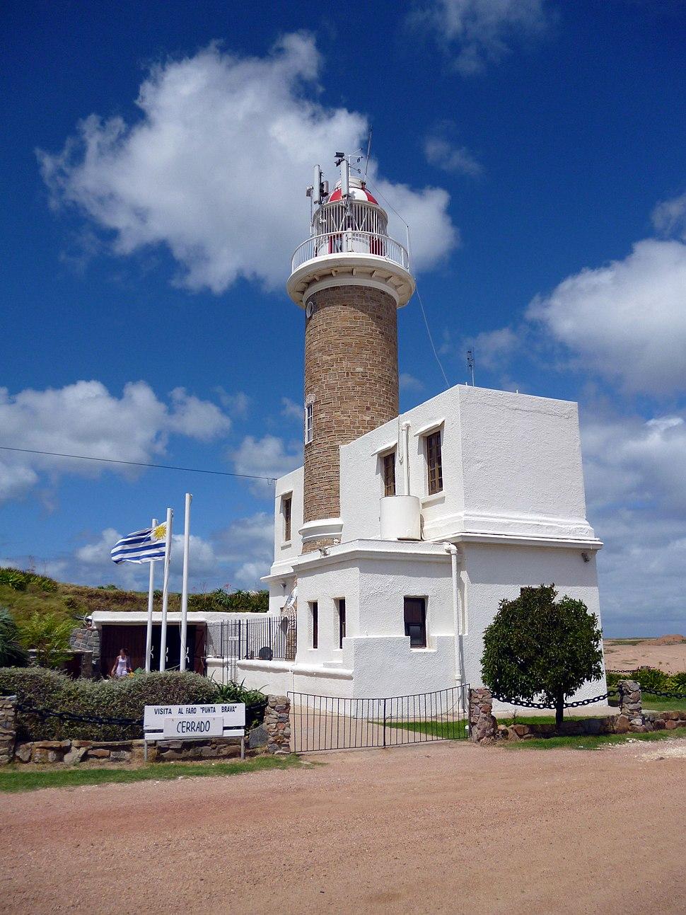 Faro Punta Brava, Montevideo