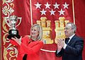 Felicidades al Real Madrid, campeón de liga (34692197141).jpg
