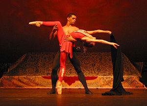 Les Ballets Persans - Ballet of Femme. A signature work of Les Ballets Persans. Choreography by Nima Kiann. Stockholm Concert Hall. 2003