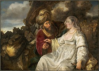 Judah and Tamar