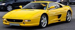 Ferrari F355 - Ferrari F355 GTS