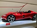 Ferrari Monza SP1 at the Museo Enzo Ferrari, Modena, Italy, 2019, 04.jpg