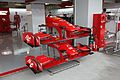 Ferrari Paddock Formula 1 Suzuka 2009 (3975492653).jpg