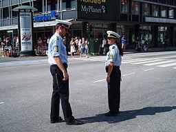 Fine betjente Frederiksberg