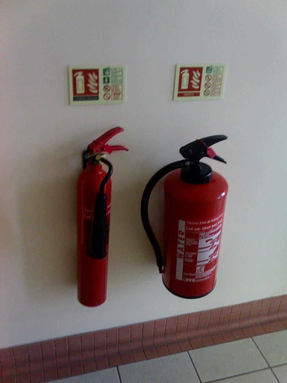 Fire-extinuisher-uk