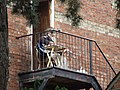 Fire escape, Horncastle - geograph.org.uk - 563376.jpg