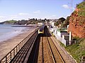 First Great Western train at Dawlish - geograph.org.uk - 1263019.jpg