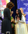 First Lady Michelle Obama Honors 2014 IWOC Awardee Laxmi of India.png