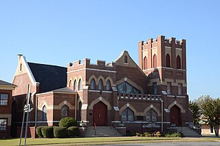 First United Methodist Church (Hamburg, Arkansas) historic church in Hamburg, Arkansas, United States