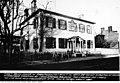 First brick house in York, Upper Canada, 1806, northeast corner of King and Frederick.jpg