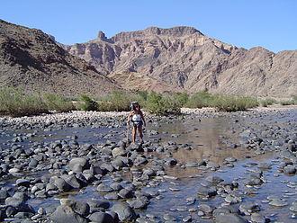 Fish River (Namibia) - Image: Fish River Crossing