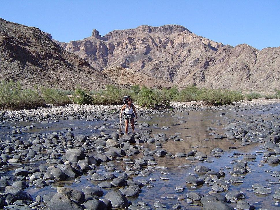 Fish River Crossing