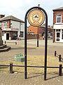 Fisherman's Walk sign, Fleetwood - DSC06624.JPG