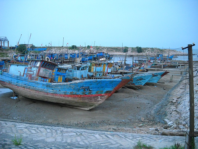 File:Fishing vessels in port - panoramio.jpg