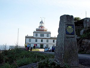 Faro de Fisterra, Fisterra, A Coruña, Galiza