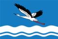 Flag of Amursk (Khabarovsk kray) (2006).png
