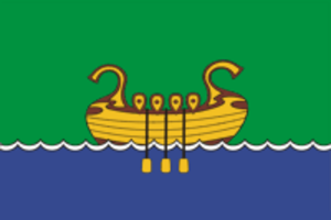 Andreapolsky District - Image: Flag of Andreapolsky rayon (Tver oblast)