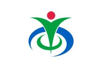 Honjō, Saitama - Image: Flag of Honjo Saitama