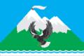 Flag of Kluchevskoe (Kamchatka krai).png