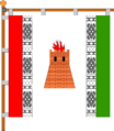Flag of Strymba (Nadvirna).png