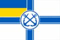 Flag of Ukrainian Navy Commander-in-chief.png