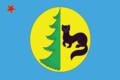 Flag of imeni Poliny Osipenko rayon (Khabarovsk krai).png