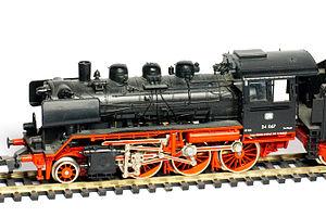 Fleischmann (model railroads) - Fleischmann model locomotive