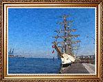 "Flickr - El coleccionista de instantes - La Fragata A.R.A. ""Libertad"" de la armada argentina en Las Palmas de Gran Canaria. (3).jpg"