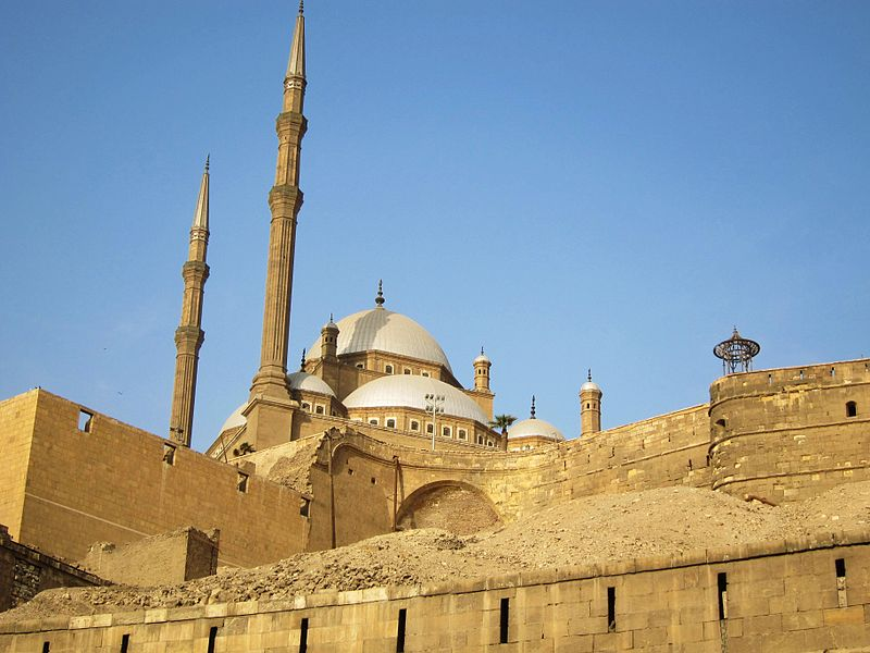 Flickr - HuTect ShOts - Citadel of Salah El.Din and Masjid Muhammad Ali قلعة صلاح الدين الأيوبي ومسجد محمد علي - Cairo - Egypt - 17 04 2010 (3).jpg
