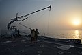 Flickr - Official U.S. Navy Imagery - Sailors recover an unmanned aircraft..jpg