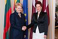 Flickr - Saeima - Solvita Āboltiņa tiekas ar Daļu Grībauskaiti (3).jpg