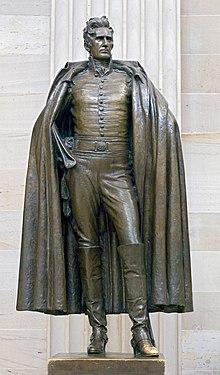 Flickr - USCapitol - Standbeeld van Andrew Jackson (bijgesneden) .jpg