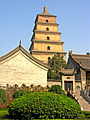 Flickr - archer10 (Dennis) - China-7461 - Big Wild Goose Pagoda.jpg